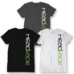 Headvape Short Sleeve T-shirt - Side Logo